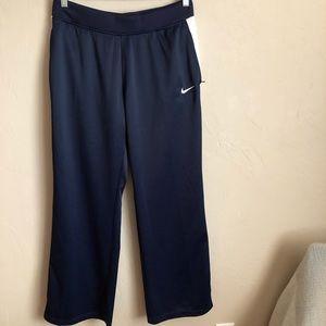 Men's Blue Nike Dri Fit Track Pants